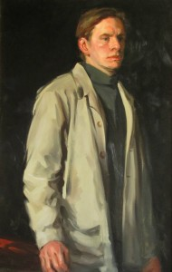 Portrait of a Musician George Lesiw