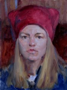 Self Portrait March 2014